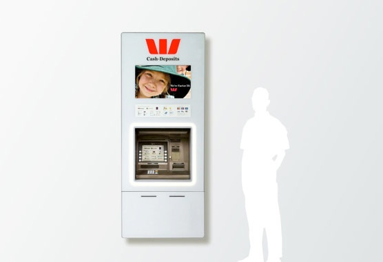 Architectural Product Design 4 Westpac Bank ATM